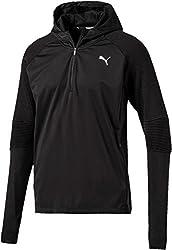 Puma Mens Sweatshirt (51626301_Black_S)