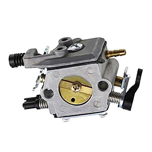 Carburador de metal Carburetor para Husqvarna 51 55 503281504 Walbro  WT-170-1