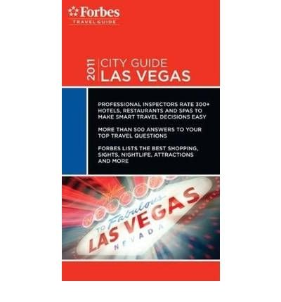 Forbes Travel Guide Las Vegas by Forbes Travel Guide ( Author ) ON Jan-26-2011, Paperback