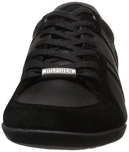 Tommy Hilfiger Herren R2285oyal 3c2 Sneaker Schwarz (Black 990)