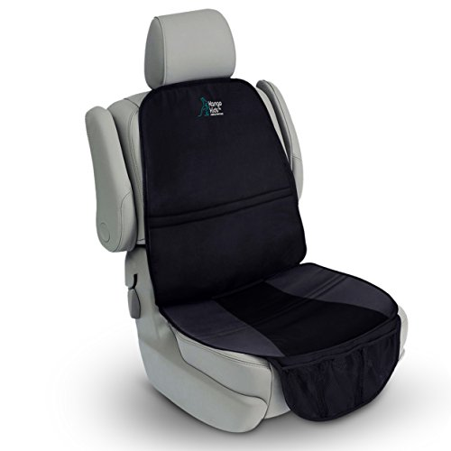 Autositzauflage – Sitzschutz für Autositze zum Schutz vor Flecken für ein sauberes Auto. Gesteigerte Sicherheit für Ihr Kind mit einem Robusten, Wasserabweisenden und Rutschfesten Autositz-Sitzschutz. Mit den meisten Autositzen und ISOFIX kompatibel (Polster Fleck Für Schutz)
