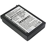 Replacement battery for Denso BHT-200, BHT-300, BHT-400