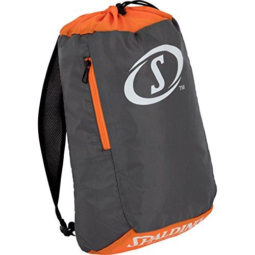 Spalding Sackpack Adult Taschen anthra/Carrot