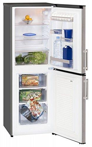 Exquisit KGC 233/60-4.1 Kühlschrank/Kühlteil98 liters /Gefrierteil51 liters