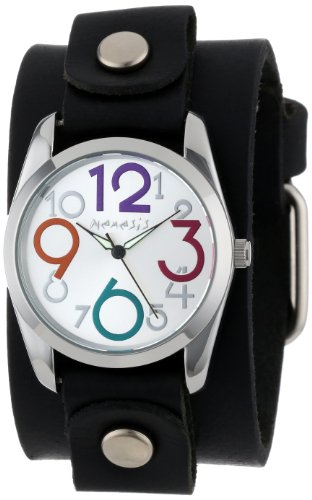 Nemesis Women's GB109S Showgirl Sleek Design Watch