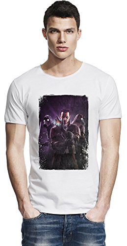 Dishonored The Knife Of Dunwall Daud Raw Edge-T-Shirt X-Large