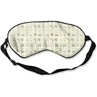 Sleep Eye Mask Cute Little Panda Lightweight Soft Blindfold Adjustable Head Strap Eyeshade Travel Eyepatch E13 preisvergleich bei billige-tabletten.eu