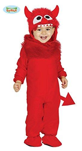 Baby Monsterkostüm Kostüm Monster für Kinder Kinderkostüm Monsterkostüm Gr. 6-12 ()