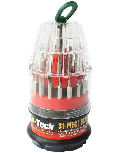 Am-Tech Lot d'embouts de tournevis 31 pièces (Import Grande Bretagne)