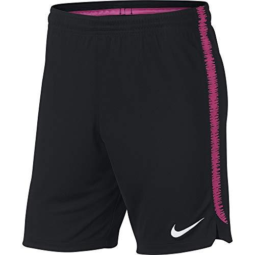 Nike Walking Shorts (Nike Herren Paris St. Germain Fußballshorts Shorts, Black/Racer Pink, M)