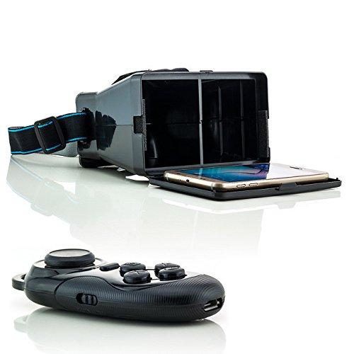 saxonia-virtual-reality-3d-brille-gamepad-schwarz-fur-huawei-universal-vr-virtuelle-realitat-headset