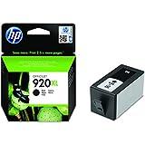 HP 920XL Officejet - Cartucho de tinta original, color negro