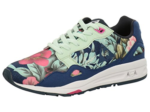 Le Coq Sportif Lcs R900 Flower Women, Sneakers basses femme bleu dress
