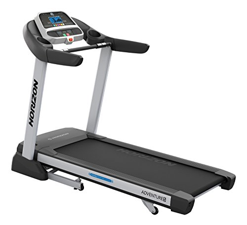 'Horizon Fitness tapis roulant Adventure 5'