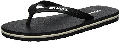 O'Neill Mädchen Fy Team Flip Flops Zehentrenner, Schwarz (Black Out), 37 EU (Team-flip-flop-sandalen)
