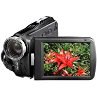 Aiptek AHD H500 Full-HD Camcorder (16 Megapixel, 7,6 cm (3 Zoll) Touch LCD Display, 5-fach optischer Zoom, HDMI)