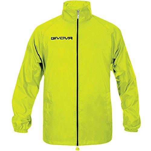 givova-rain-basico-k-way-impermeabile-allenamento-training-calcio-running-giacca-giallo-fluo-m