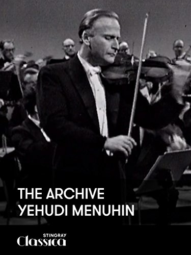 The Archive - Yehudi Menuhin
