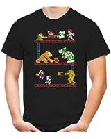 Alle gegen Alle T-Shirt   Gamer   SNES   Kult