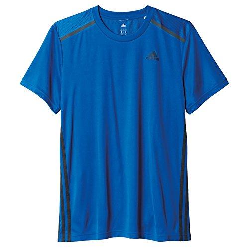 adidas Herren Cool 365 T-Shirt, Blue, L