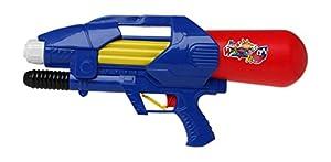 Atosa 13328-Pistola de Agua, 44x 22cm, Color Azul/Rojo
