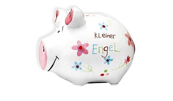 Haushaltskasse Sparschwein Spardose Sparbüchse Keramik Hochzeit Geldgeschenk