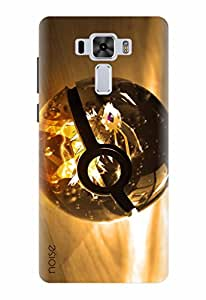 Noise Designer Printed Case / Cover for Asus ZenFone 3 Laser ZC551KL with 5.5 inch screen size / Animated Cartoons / Evolution Of Pokemon Design