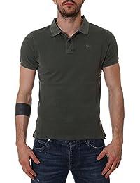Blauer Homme 17SBLUT02034A02835683 Vert Coton Polo