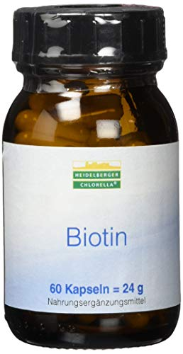 Heidelberger Chlorella Biotin Kapseln, 30 g -