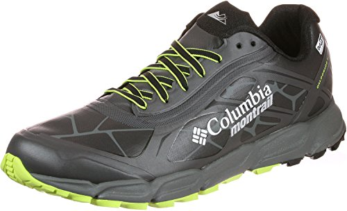 Columbia Caldorado II Outdry Waterproof Chaussure Course Trial - SS17 Black / White