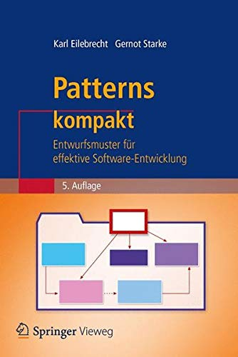 Patterns kompakt: Entwurfsmuster für effektive Softwareentwicklung (IT kompakt)