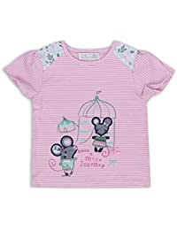 The Essential One - Baby Kinder Mädchen - T-Shirt - Rosa - EOT355