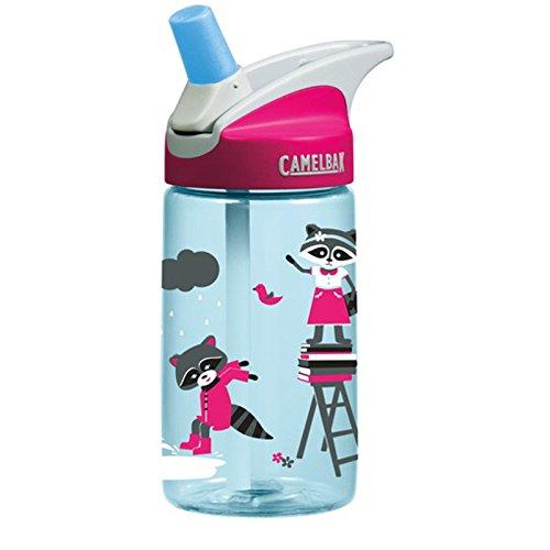Bouteille pour enfants Camelbak bouteille d'eau Eddy Kid Raccoons 0,4 litres