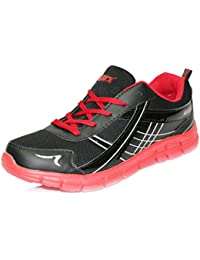 Sparx SM200-Black-Red Sports Shoes