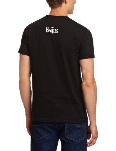 Bravado - Maglietta, Manica corta, Uomo nero (Noir (Black))