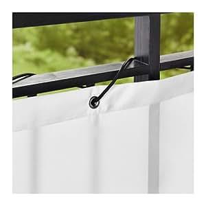 ikea windschutz sichtschutz dyning sonnenschutz aus 100 polyester waschbar inkl. Black Bedroom Furniture Sets. Home Design Ideas