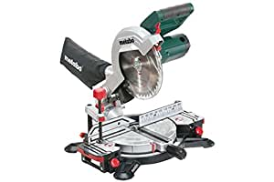 Metabo KS 216 M Lasercut Mitre Saw