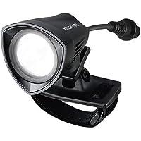 Sigma Buster 2000 Eclairage surpuissant pour Casque Mixte Adulte, Noir