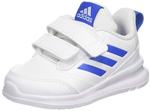 official photos 99d1f 39269 adidas Altarun CF I, Sneaker Unisex Bimbo, Bianco Blue Ftwr White, 19