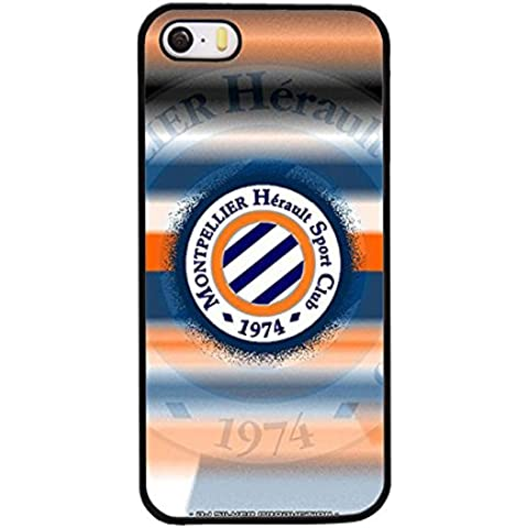 Iphone 5 & Iphone 5S & Iphone SE Protezione della copertura della cassa Best Christmas Preasent For Girls, Montpellier Hsc Silikon casi precedenti Montpellier Hsc For Iphone 5S & Iphone SE Montpellier Hsc copertura cellulare Handyhülle Iphone 5 & Iphone
