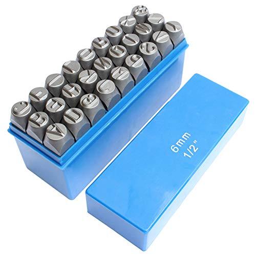 Juego de perforadoras de letras