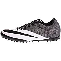 Nike - Mercurialx Pro Street TF - Color: Bianco-Nero - Size: 43.0