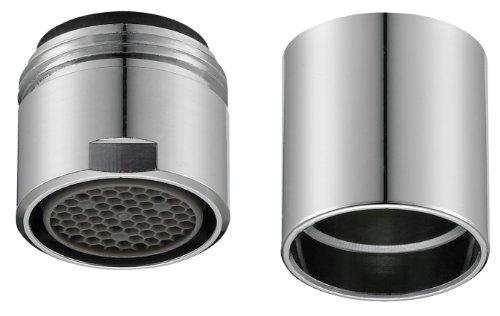Perlator 11001198 Wassersparstrahler für Designarmatur, M16/18, verchromt
