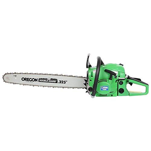 Turner Tools TT 2258 22'' 1700W Petrol Chain Saw (Green:Orange)