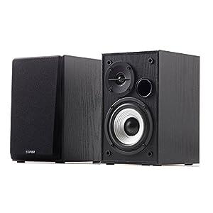 Edifier R980T Active Studio Bookshelf Speaker Set - Black by Edifier
