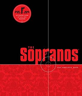 The Sopranos: The Complete Book - An Inside Look at All Six Seasons (0755317351) | Amazon price tracker / tracking, Amazon price history charts, Amazon price watches, Amazon price drop alerts