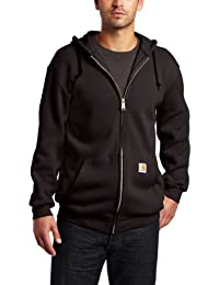 Carhartt K122 Hooded Zip Front Sweatshirt