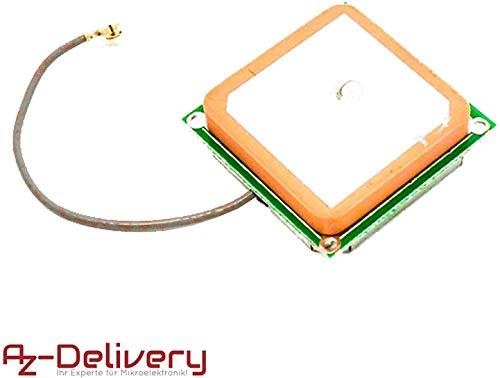 AZDelivery GPS Antenne für NEO-6M GPS Modul mit GRATIS EBOOK!