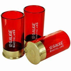 Gauge 12 bicchieri da Shot, 2,6 g/75 ml (confezione da 4)