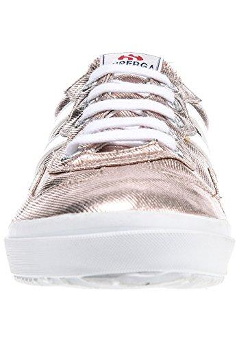 Superga - 2832 Cotmetw, Scarpe da ginnastica Unisex – Adulto Rose Gold